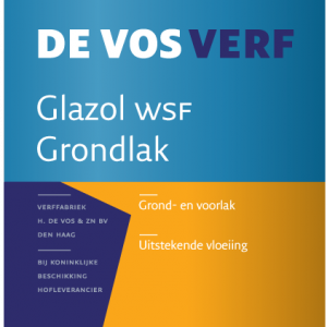 Glazol WSF Grondlak